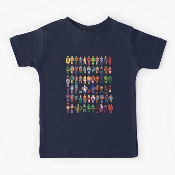 8-bit Masters Kids T-Shirt