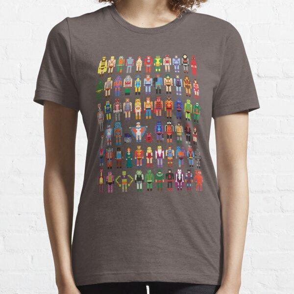 8-bit Masters Essential T-Shirt