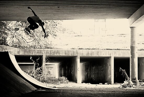 Jason Dill backside ollie by Sam Muller by Reggie Destin Photo Benefit Page