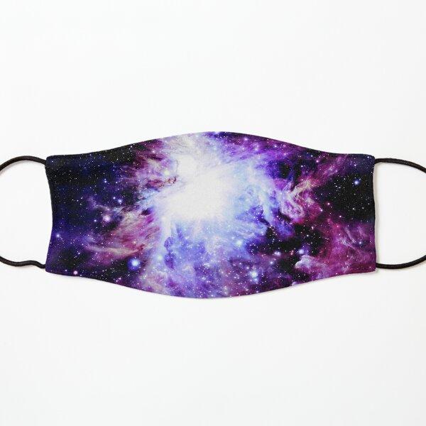 Galaxy Purple Violet Blue Orion Nebula Kids Mask