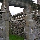 Ruined Side Chapel (St. Clements, Rodel) by lezvee