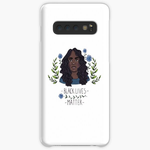 black lives matter fundraiser Samsung Galaxy Snap Case