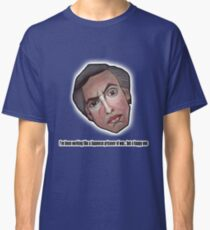 I've been working like a Japanese prisoner of war... but a happy one - Alan Partridge Tee Classic T-Shirt