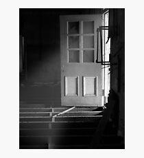 Mental Asylum at Wacol Photographic Print