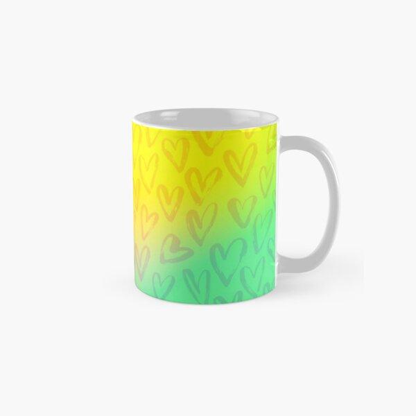 Colorful Hearts | Pride Month Classic Mug