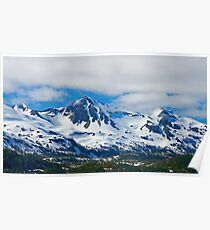 Chugach Mountains Poster