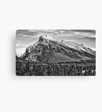 Banff, Alberta Canvas Print