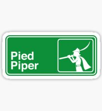 Office of Pied Piper Sticker