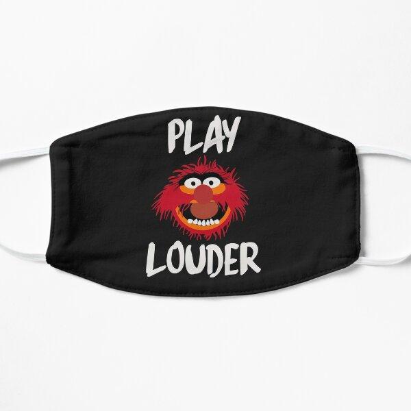 Play Louder Flat Mask