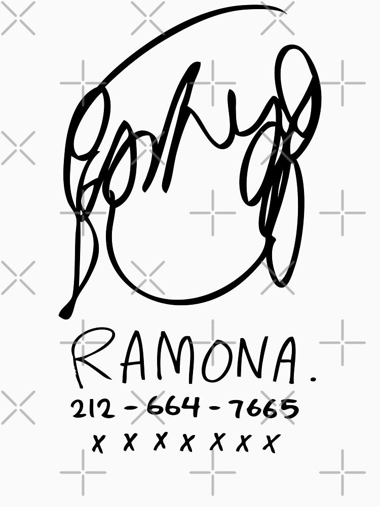 Ramona Flowers | Unisex T-Shirt