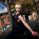 Courtney of the Cincinnati Ballet by Jeanne Sheridan