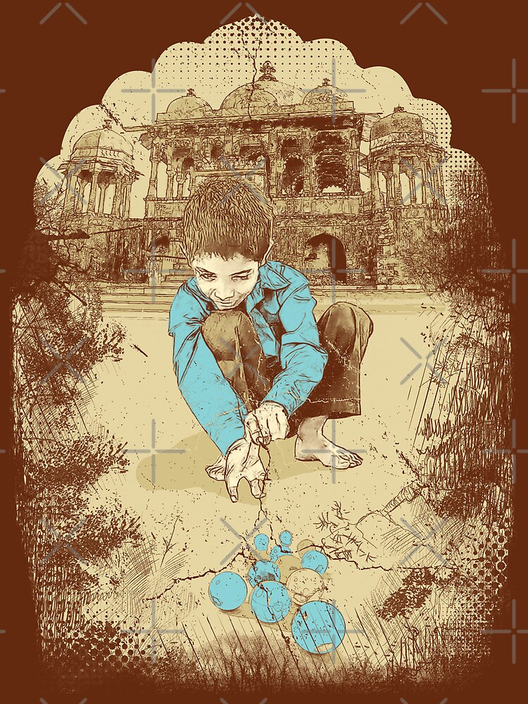 When I was kid by Saksham Amrendra