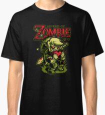 Legend of Zombie Classic T-Shirt