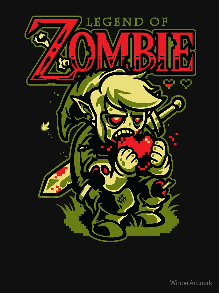 Legend of Zombie | Unisex T-Shirt