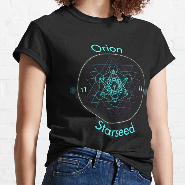 Orion Starseed Ascension  Classic T-Shirt