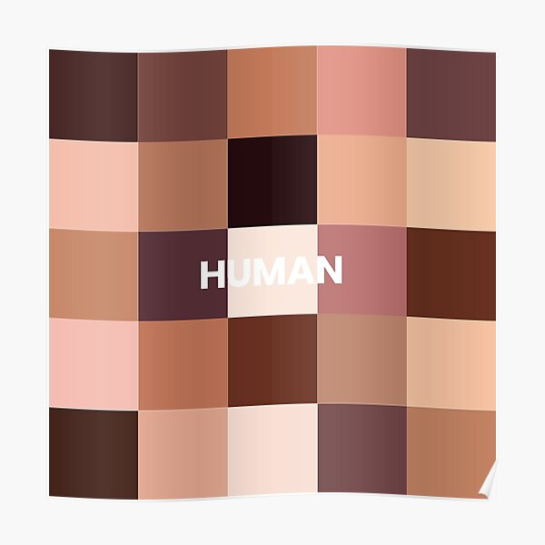 HUMAN Poster