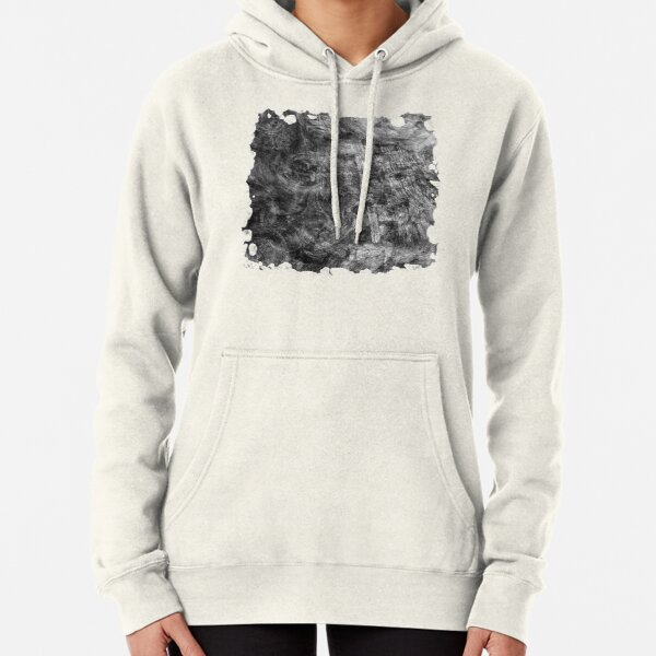 The Atlas of Dreams - Plate 26 (b&w) Pullover Hoodie