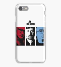 conspiracy theorists  iPhone Case/Skin