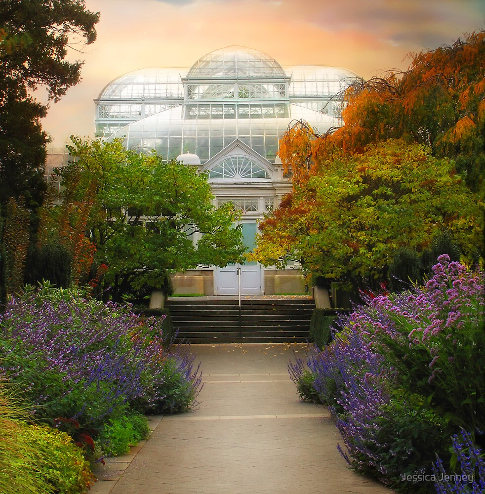 The Greenhouse by Jessica Jenney