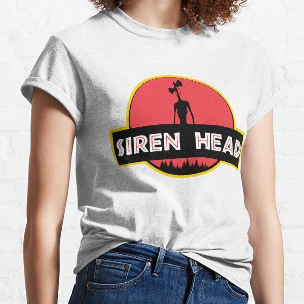 Retro Siren Park  Classic T-Shirt
