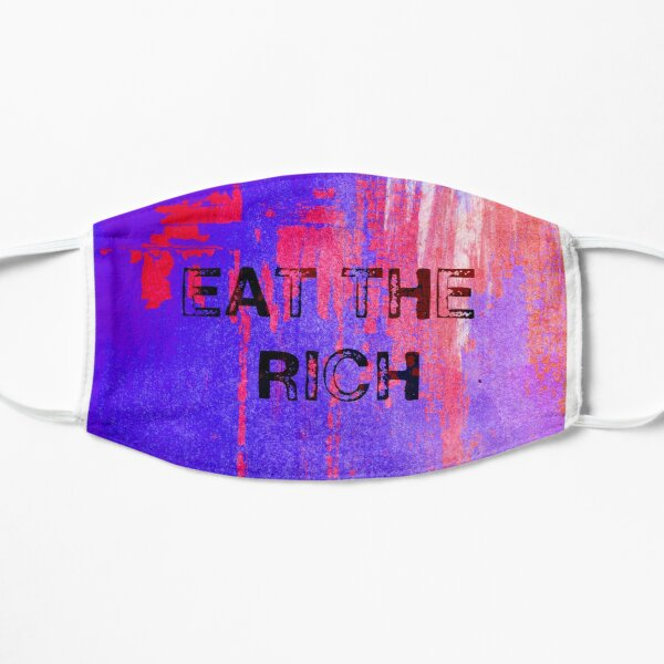 Eat the Rich Mask