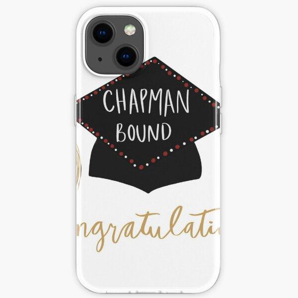 Chapman Congrats Graduation iPhone Soft Case