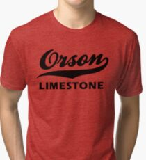 Orson Limestone Tri-blend T-Shirt