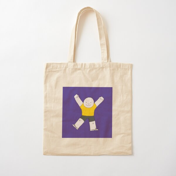 Xcited Cotton Tote Bag