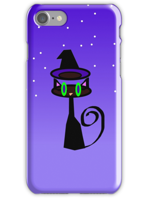 Witchy little cat by Weber Consulting