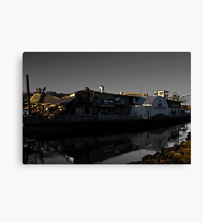 Happy Holloween 2 Canvas Print