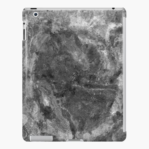 The Atlas of Dreams - Plate 24 (b&w) iPad Snap Case