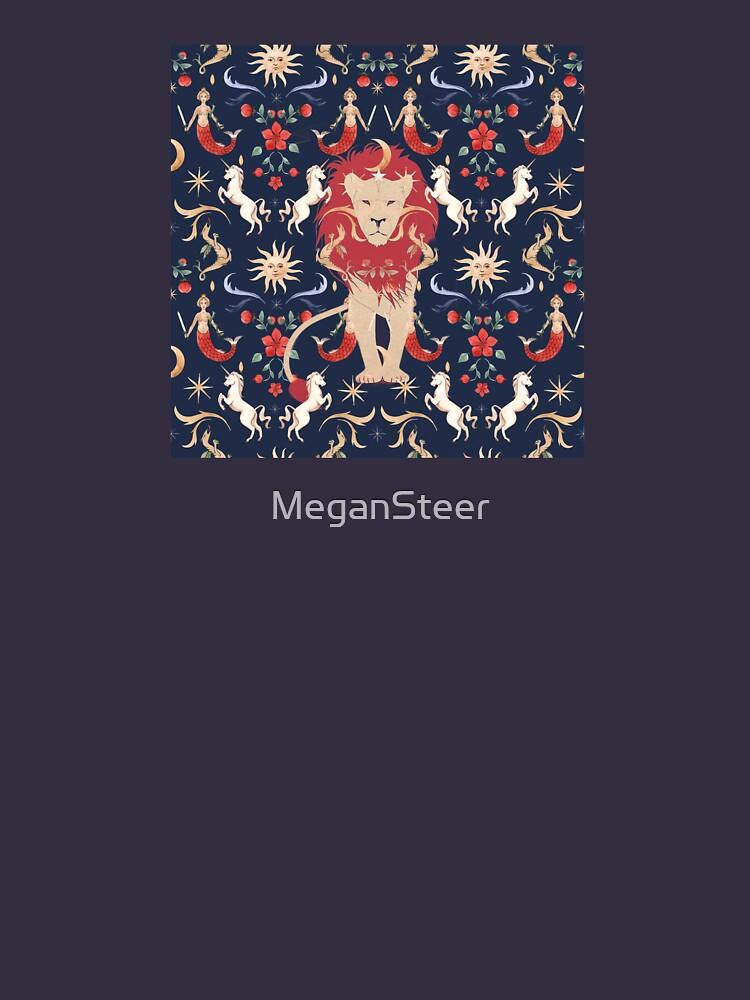The Medieval Menagerie  by MeganSteer