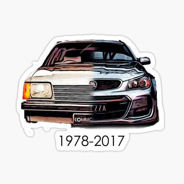 RIP Holden Commodore Sticker