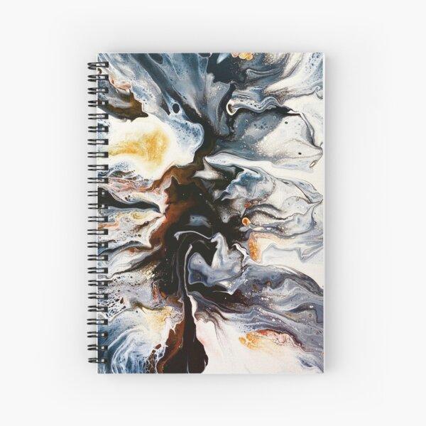 OUTRAGE - Dutch Pour Art Spiral Notebook