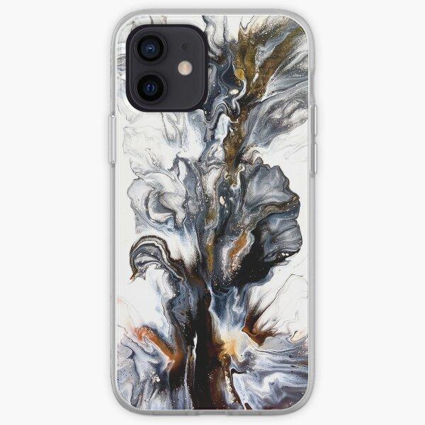 UPRISING - Dutch Pour Art  iPhone Soft Case