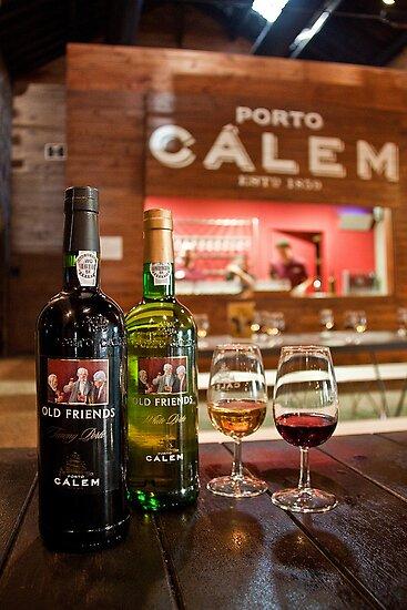 Porto's own wine.
