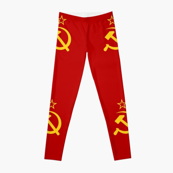 Flag of the Soviet Union (1924–1955). Союз Советских Социалистических Республик Leggings