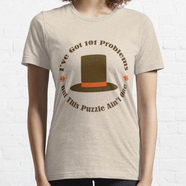101 problemas pero este rompecabezas no es uno Camiseta esencial