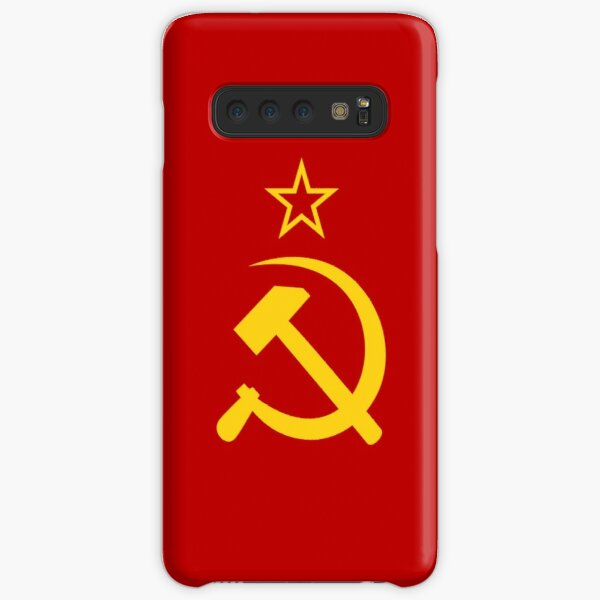 Flag of the Soviet Union (1924–1955). Союз Советских Социалистических Республик Samsung Galaxy Snap Case
