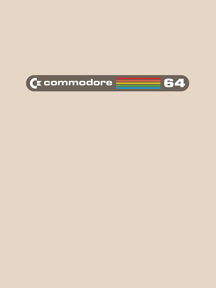 TShirtGifter presents: Commodore 64 | Unisex T-Shirt