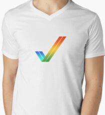 Amiga Men's V-Neck T-Shirt