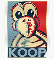 Vote Koopa (Poster / Print) Poster