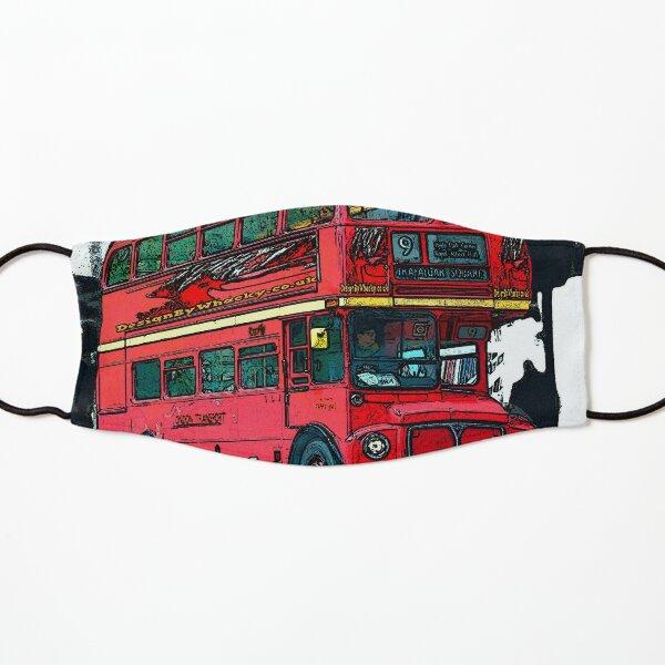 London Bus bywhacky Kids Mask