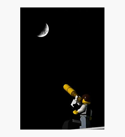 Telescope Photographic Print