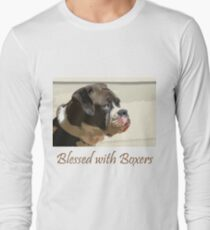 Blessed with Echo Long Sleeve T-Shirt