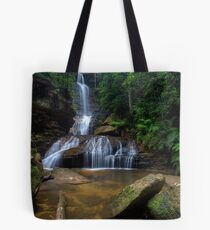 Valley Of The Waters Tote Bag