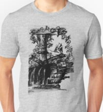 alone tee Unisex T-Shirt