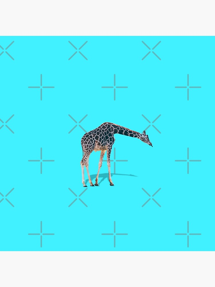 The Giraffe by KatyaHavok
