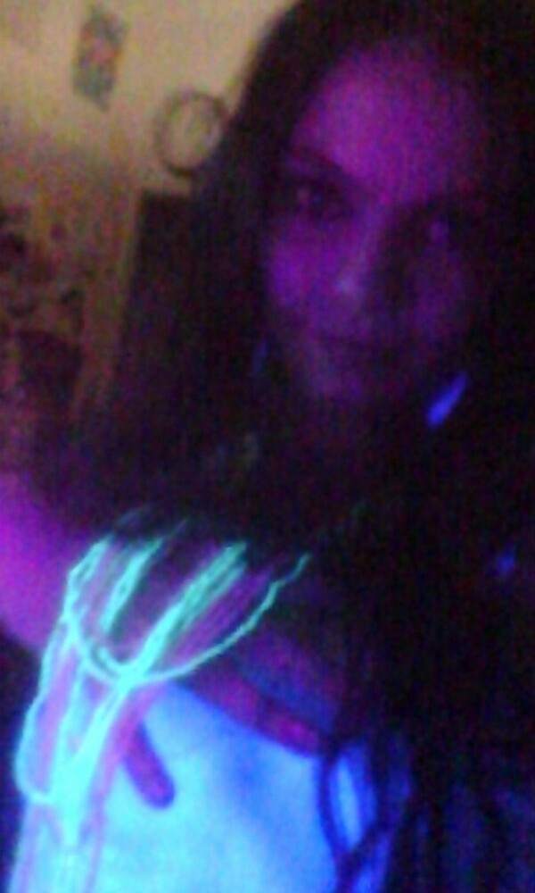 Black Light Pics by SxySindy
