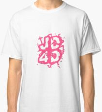 JD4D LOGO TRANSPERANT Classic T-Shirt
